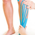 kinesio taping Complete Welness Physio